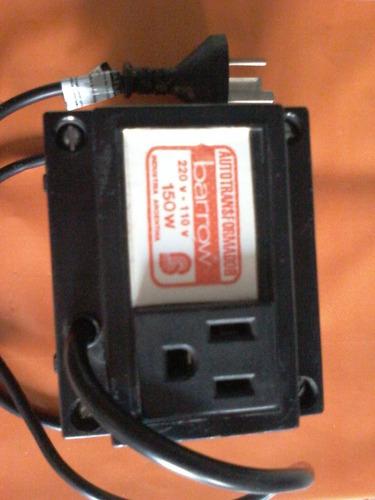 Transformador 220 a 110 volt 150 watt frjqs - Transformador 220 a 110 ...