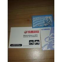 Manual Del Usuario De Yamaha Crypton
