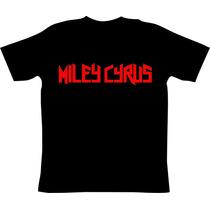 Remeras De Miley Cyrus Bangerz Tour Argentina 2014 !!