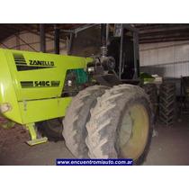 Tractor Zanello 540 Gomas Duales 40% Motor Cummings T Tpea
