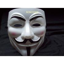 Mascara Anonymous- V De Venganza - V For Vendetta Anonymous