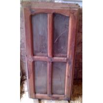 4 Puertas Para Alacena En Algarrobo 82 Cm. X 40 Cm, Berazate