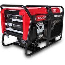 Jm-motors Moto Generador Honda Et12000 11kva 220 / 380 Volt.