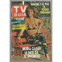 Tv Guia / N° 1171 / 1986 / Valenzuela / Tapa Moria Casan /