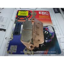 Pastilla Freno Ebc Made In U.s.a. Fa 142 Hh Motorbikes