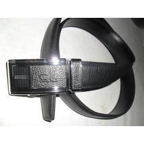 Cinturones De Cuero Para Hombres De Vestir Ck.