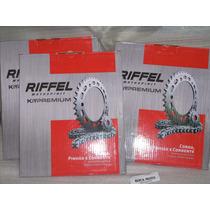 Cg150 Honda Transmision Riffel ¡¡ Rocamoto !!