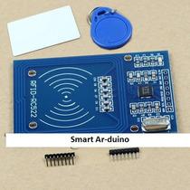 Smart Arduino Lector Pròximidad Tarjeta Y Llaverorc522 Rf