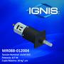 Motorreductor - Mr08b-024 O 012 - Hasta 0,015 Hp Y 80 Kg*cm
