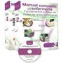 Manual De Enfermería Barcel Con Cd Multimedia 2 Tomos