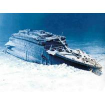 Maquetas Del Titanic Hundido