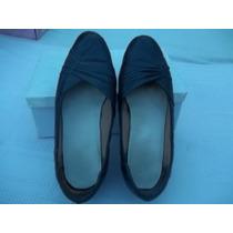 Zapatos San Crispino Negros 38 Horma Bien Ancha M Pago