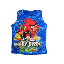 Remeras Violetta Dra Jug Sofía Spider Angry Birds Monsters U