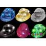 Cotillon Sombreros Tanqueros Luminososo Leds