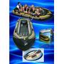 Bote Inflable Intex Seahawk 4 Para 4 Personas