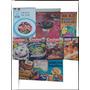 N°16 Lote 10 Revistas Y Libro Cocina Paso A Paso Postres