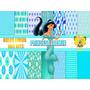 Kit Fondos Mas Imagenes Princesa Jazmin Aladdin!