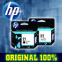 Cartuchos Hp 21 22 C9351al C9352al Original