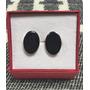 Gemelos Plata 925 Con Onix Negro. Para Camisas Vestir