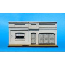 Serie Hogares Argentinos-casa Con Garage - Nvm Hobbies- H0