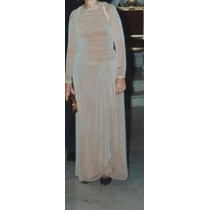 Vestido Madrina Importado Ultima Moda