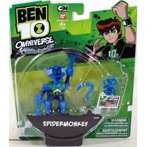 Ben 10 Spidermonkey Omnitrix Challenge Juguetería El Pehuén