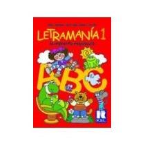 Letramania 3.consulte Por 1,2,4,5.kel.libro Nuevo Cerrado.