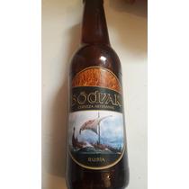 Cerveza Artesanal Bodvar Rubia Tipo Alé Envío Gratis X 6 Uni