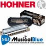 Armonica Hohner Mb Crossover Diatonica 20v Todos Los Tonos