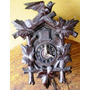 Hermoso Reloj Cucu Antiguo A Restaurar Poco. Miralo!!!