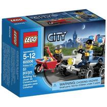 Lego City - Policia Todo Terreno - Cod. 60006
