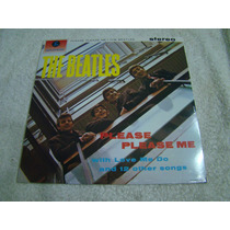 The Beatles Please Please Me Lp Usa Vinilo Remaster Cerrado