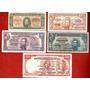Lote 20 Billetes Del Uruguay