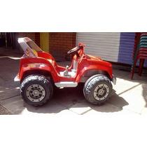 Jeep A Bateria Biemme Scout 6v Nuevo!! 2404