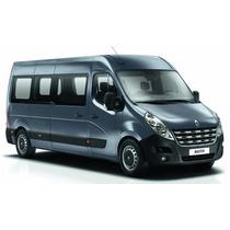 Renault Master Minibus 0km Blanca - Entrega Inmediata 2014!!