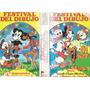 Festival Del Dibujo Minnie Goofy Pluto Mickey Retro Vhs