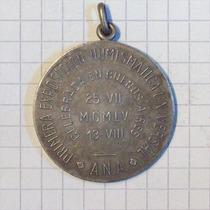 Medalla Asociacion Numismatica Argentina Primera Exposicion