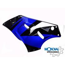 Carenado Izquierdo Azul Mondial Rd 200 K Original