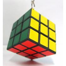 Mini Cubo Mágico Llavero 100% Funcional Ideal Regalo Miralo
