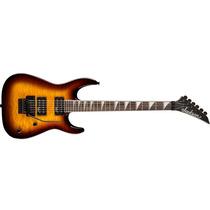 Guitarra Eléctrica Jackson Dinky Js32q Floyd Rose 24 Trastes