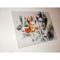 Subasta Cuadros Frida Kahlo - Arte Digital - 15x20