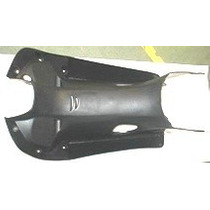 Cubre Piernas Zanella Zb G4 110cc Negro - 2r