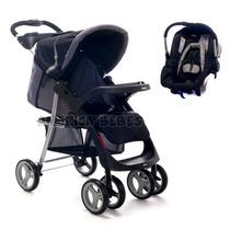 Cochecito Bebe Travel System Pompeya E30 Infanti Con Gtia