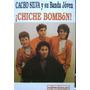 Cacho Silva Y Su Banda Joven-cassette-chiche Bombon