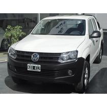 Volkswagen Amarok Startline 4x2 2011 77000 Km Nueva