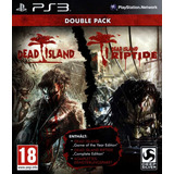 Dead Island Ps3 Complete Edition | 2 Juegos Digital Español