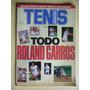 Sabatini Jaite Perez Roldan Graff Tenis Semanal Nº 4 Poster