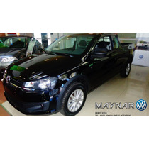 Vw Saveiro Cab Extend Pack Highline Okm 2016 Contado Finan