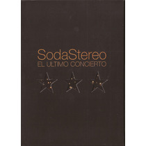 Soda Stereo - El Ultimo Concieto - Dvd Original
