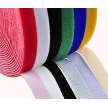 Velcro Abrojo 25mm Rollo X 10mts Todos Los Colores!!!!!!!